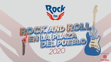 """Así suena """"Rock and Roll en la Plaza del Pueblo 2020"""" con la colaboración de miembros de Extremoduro o Marea"""
