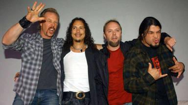 Metallica logra batir un espectacular récord con una canción del 'St. Anger'