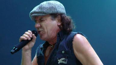"""Brian Johnson (AC/DC) desvela el sorprendente significado del estribillo de """"Shoot to Thrill"""""""