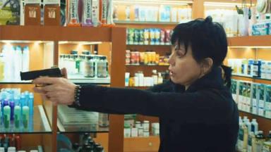 """Joan Jett interpreta a una """"drogadicta armada"""" en su nueva aparición cinematográfica"""