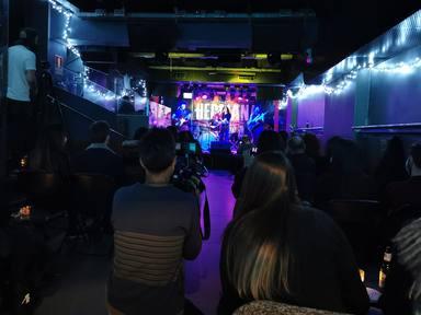 Hermana Furia en directo desde la sala Siroco, 20 de marzo de 2021