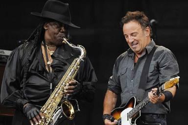 Clarence Clemons, la mano derecha de Bruce Springsteen