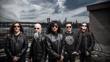 Anthrax: Confirmada su gira por Europa en otoño de 2022