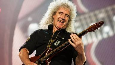 "Brian May (Queen) ""destrona"" a Jimi Hendrix y Jimmy Page como ""mejor guitarrista de la historia"""