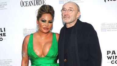 """El peor momento de Phil Collins: su ex-mujer """"okupa"""" con armas y a la fuerza su mansión"""