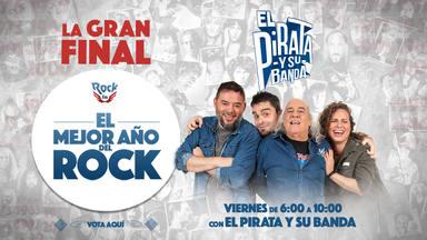 """Llega la Gran Final de """"El Mejor Año del Rock"""""""
