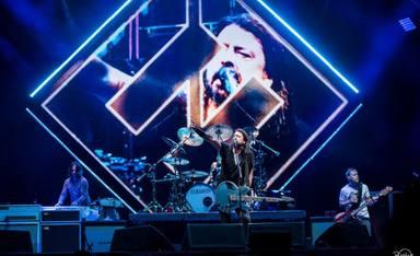 Los Foo Fighters serán cabeza de cartel del festival Shaky Knees
