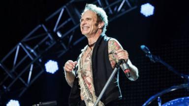 """""""Dixie"""" y """"La Covida"""", las nuevas obras de arte de David Lee Roth (Van Halen)"""