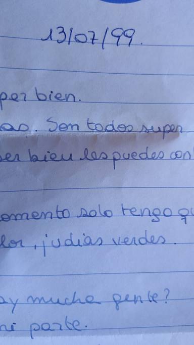 Carta Lucía