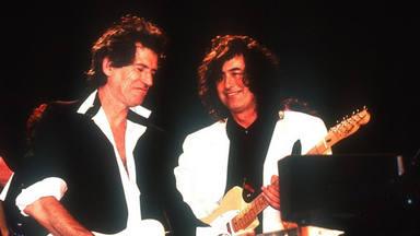 """""""Scarlet"""", la colaboración más épica entre The Rolling Stones y Jimmy Page (Led Zeppelin) llegará mañana"""