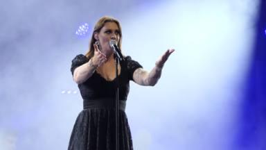 Nightwish: Su vocalista, Floor Jansen, ha dado su primer concierto en solitario desde que empezó la pandemia