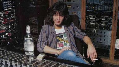 El tesoro mejor guardado de Eddie Van Halen es gigantesco y aún no ha visto la luz
