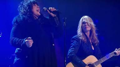 "Nancy Wilson (Heart) recuerda cómo consiguió emocionar a Led Zeppelin tocando ""Stairway to Heaven"""