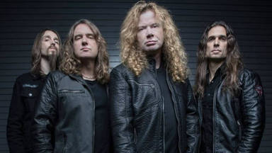 """Megadeth, """"monitorizando"""" la situación con Dave Ellefson después de la filtración de sus """"vídeos íntimos"""""""