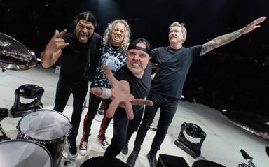 El podcast de Metallica ya tiene fecha de lanzamiento