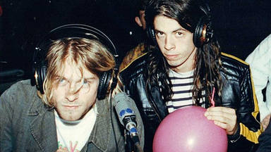 La falsa llamada a Dave Grohl: le dijeron que Kurt Cobain (Nirvana) había muerto un mes antes de su suicidio