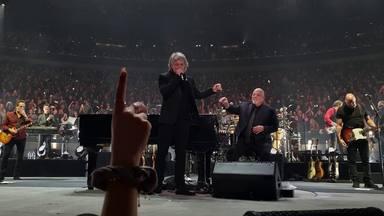 Bon Jovi, Billy Joel o Sting realizarán nuevas actuaciones desde casa contra el COVID-19