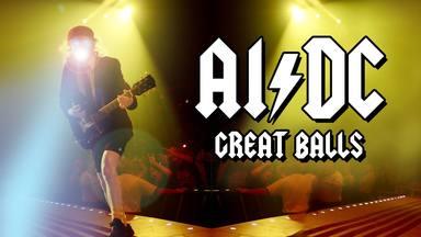 """Esto es """"Great Balls"""", la primera canción """"de AC/DC"""" escrita por un robot"""