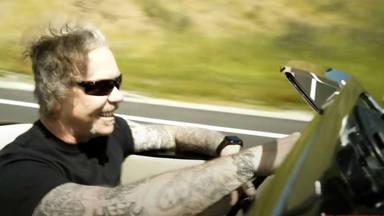 James Hetfield (Metallica) se sincera sobre el motivo por el que ha tenido que abandonar sus coches