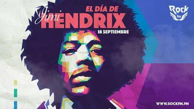 Cinco razones para hacer el mejor homenaje radiofónico a Jimi Hendrix