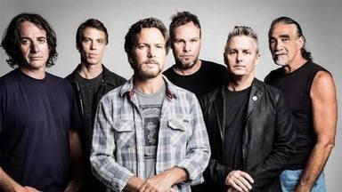 """Así suena """"Get It Back"""", la nueva canción de Pearl Jam"""