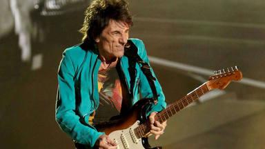 Salvó a la perra de Ronnie Wood, y el Rolling Stones le hizo el fan más feliz del mundo