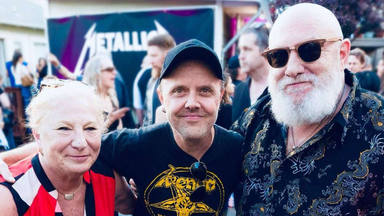 "Fallece Marsha Zazula, la ""madre musical"" de Metallica"
