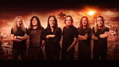 """Bruce Dickinson (Iron Maiden): """"Steve Harris cada vez es más quisquilloso"""""""