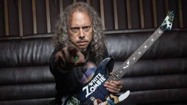 """Kirk Hammett (Metallica) y el verdadero origen de """"Enter Sandman"""": """"Quería el próximo 'Smoke on the Water'"""""""