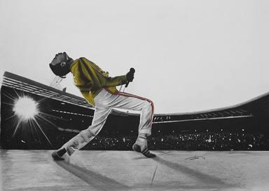 Freddie Mercury: de icono a leyenda