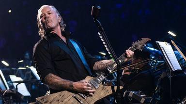 James Hetfield confiesa que está más feliz desde que Metallica no sale de gira