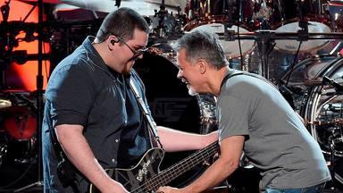 """Wolfgang Van Halen desvela cómo emocionó a su padre: """"Quizás fue orgullo, pero se puso a llorar"""""""