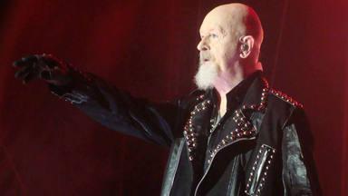 """Rob Halford se sincera sobre su peor momento: """"Nunca quise dejar Judas Priest"""""""