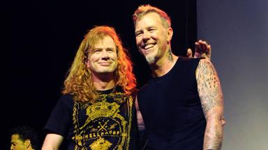 """Dave Mustaine (Megadeth) confiesa el verdadero motivo por el que """"le daba envidia"""" el éxito de Metallica"""