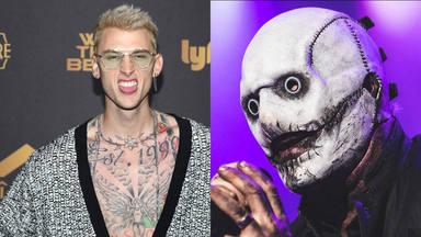 """Machine Gun Kelly contra Corey Taylor (Slipknot): """"Lleva máscaras raras al escenario con 50 años, vaya mierda"""""""
