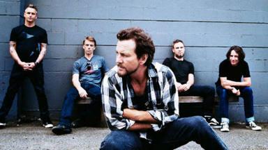 Pearl Jam posan juntos
