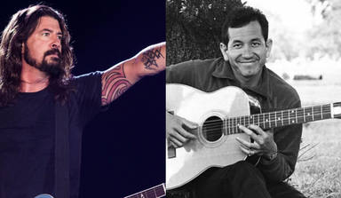 El emotivo homanaje de Dave Grohl (Foo Fighters) a Trini López tras su muerte