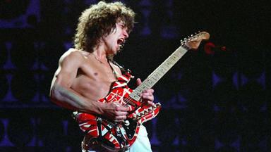 El mundo del Rock llora la muerte de Eddie Van Halen