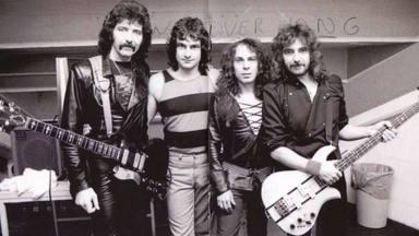 Tony Iommi desvela la pesada broma que le gastaron los miembros de Black Sabbath durante la era de Dio