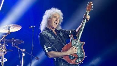 Brian May presenta un nuevo desafío para los fans de Queen: ¿Podrías representar así los momentos más importan