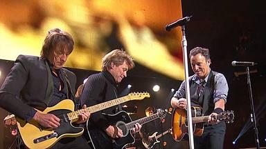 Bon Jovi y Bruce Springsteen se preparan para ayudar a Nueva Jersey