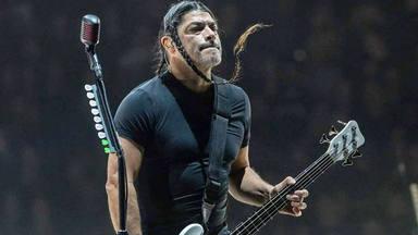 Robert Trujillo (Metallica) explica cómo el público de Barcelona le inspiró en sus duetos con Kirk Hammett