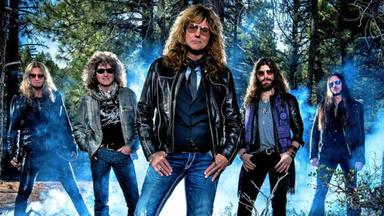 """Lo """"nuevo"""" de Whitesnake saldra en noviembre"""