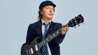 """Angus Young defiende que AC/DC """"siempre suene igual"""": """"No hemos reinventado la rueda"""""""