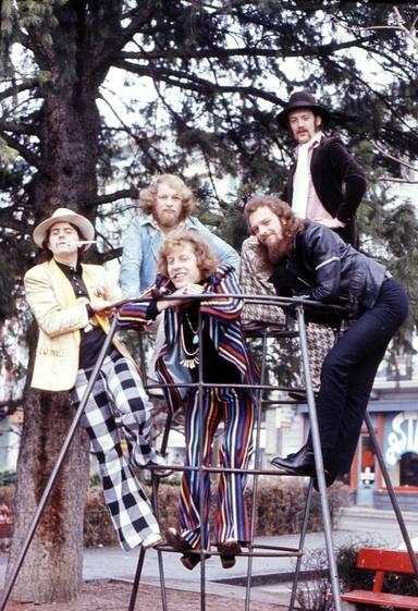 Jethro Tull 1968