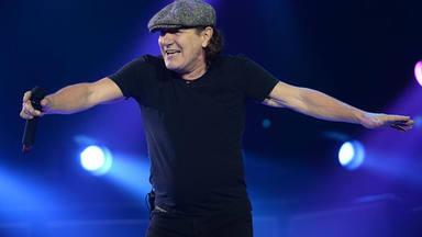 """La surrealista """"entrevista"""" de trabajo a Brian Johnson (AC/DC) que se ha hecho viral"""