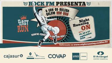 Consulta aquí los ganadores de la 6ª edición de la #NightRunningON de Rock FM