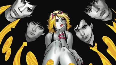 Imagen del nuevo cómic de Blondie.