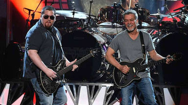 """Wolfgang Van Halen: """"Sólo hay tres guitarristas de rock que influyeron en el instrumento"""""""