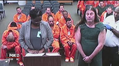 El ex-guitarrista de Cannibal Corpse, condenado por asaltar una casa mientras se quemaba la suya